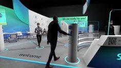 COVID-19 Exhibition Stand Design